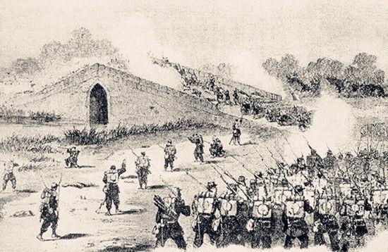 清朝最丟人的六場戰爭。百萬大軍竟被敵人欺負這樣 - 每日頭條