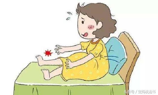 孕晚期感覺屁股和大腿根特別疼,有這種情況的孕媽要學會這四招! - 每日頭條