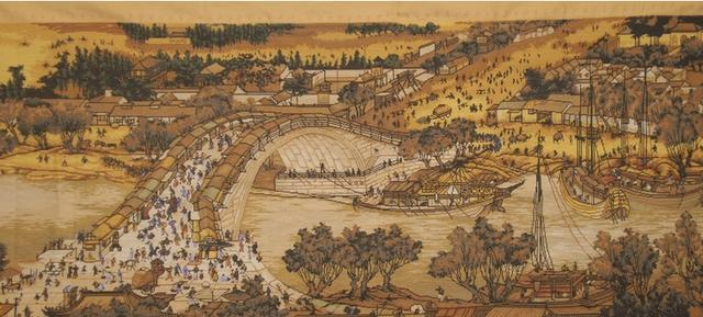 中國歷史上有哪些著名的風俗畫? - 每日頭條