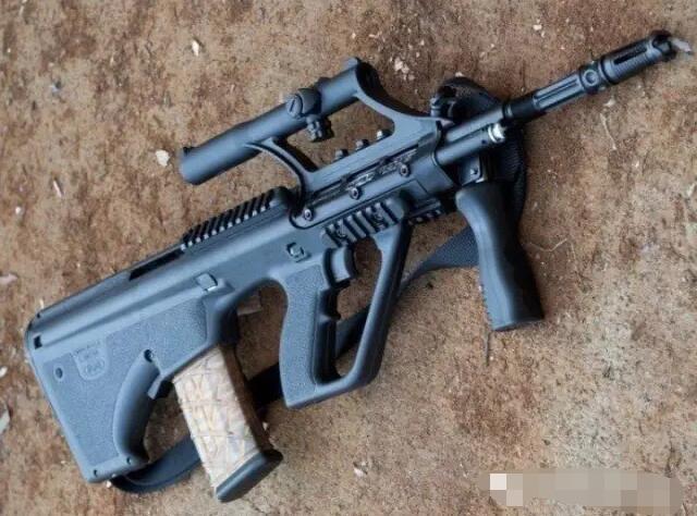 各國特種部隊最愛的突擊步槍是哪款? - 每日頭條
