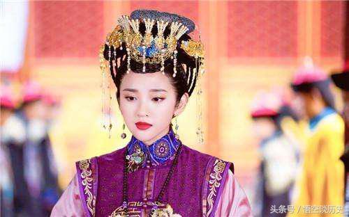 她本是蒙古寡婦,因姐姐的一個決定,改嫁皇太極成了四妃之一 - 每日頭條