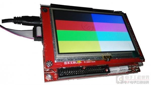 FPGA進階教程:4.3寸RGB顯示屏控制器設計 - 每日頭條