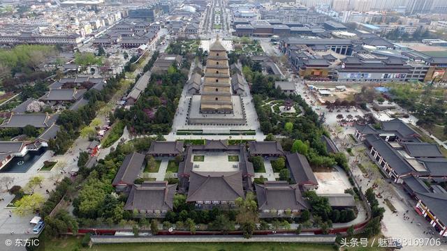 城市奇遇 西安旅遊之城市新景觀「大雁塔北廣場」 - 每日頭條