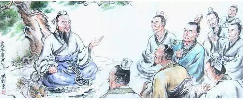 周金旺讀《論語》63:孔子的育人之道——因材施教 - 每日頭條