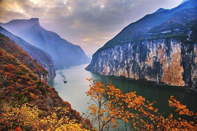 乘長江三峽遊輪遊客最關心的是什麼? - 每日頭條