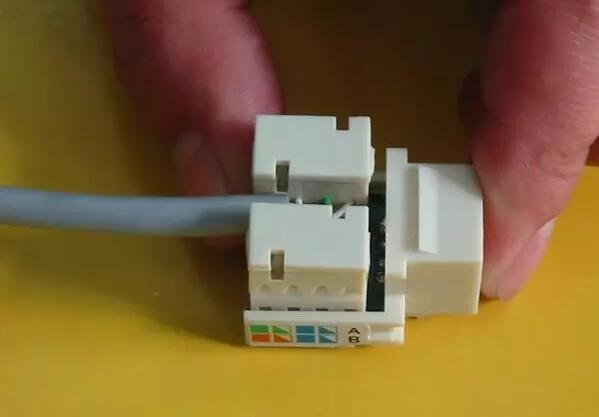 五分鐘學會如何製作網線水晶頭+網線插座面板(圖解) - 每日頭條