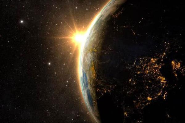 太陽表面溫度近6000℃。地球都曬熱了。太空卻那麼冷。 - 每日頭條