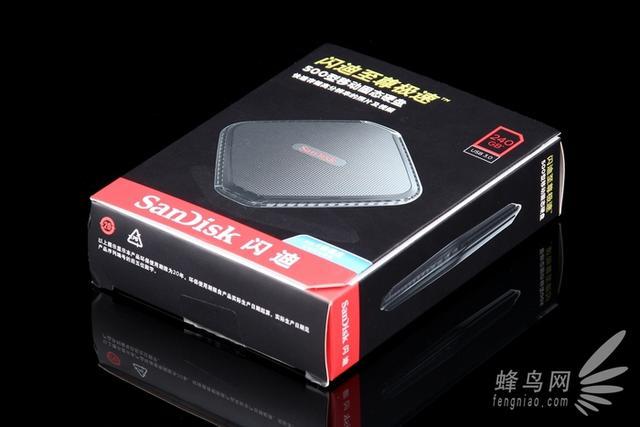 防摔高速寫入 閃迪至尊急速固態硬碟試用 - 每日頭條