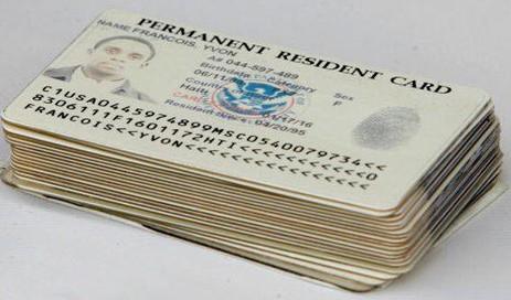美國綠卡知多少 - 每日頭條
