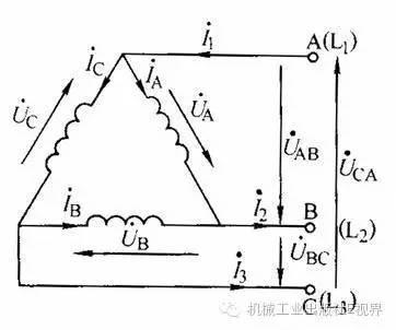 電工小常識:線電壓和相電壓,「線電壓」和「相電流」,線電流和相電流的關係 - 壹讀