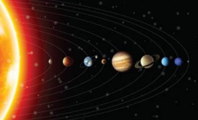 太陽系行星和地球同一軌道會發生什麼? - 每日頭條