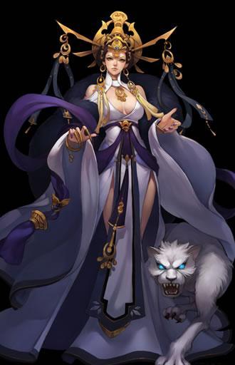 中國神話十大最美女神:她們有哪些傳說 - 每日頭條