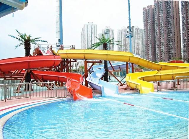 這才叫泳池!香港8大泳池,水上滑梯,跳水池,17港幣隨便玩! - 每日頭條
