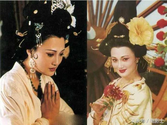 80年代大陸古裝劇畫風很唯美,後來被香港電視劇帶偏了 - 每日頭條