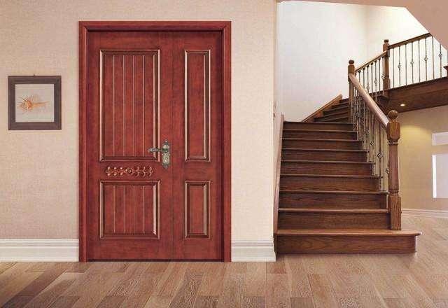 原木門、實木門、實木複合門。裝修到底選哪款?你們別在上當受騙 - 每日頭條