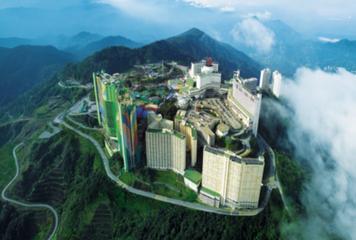 馬來西亞·雲頂世界 · 一個令人醉生夢死的地方 - 每日頭條