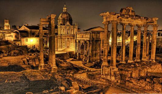 體驗義大利首都羅馬的歷史沿革 - 每日頭條