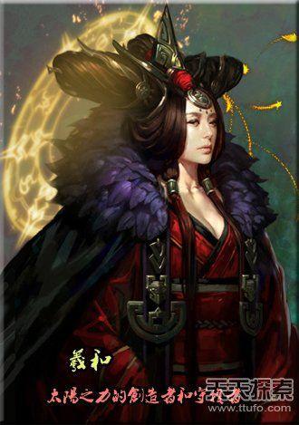 中國神話中的10大女神:看看你都認識哪些? - 每日頭條