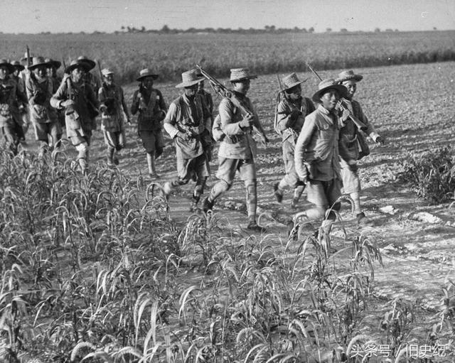 珍貴歷史照片:看不見的戰場——華北軍民浴血抗戰的背後 - 每日頭條