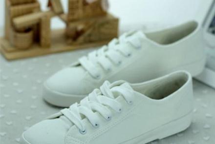 白鞋子發黃怎麼祛除呢 白鞋子發黃有什麼辦法變白 - 每日頭條