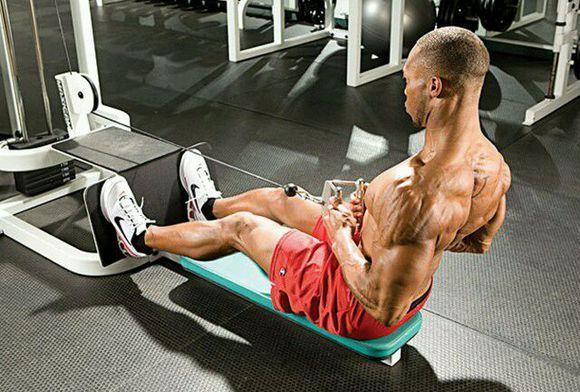 壞習慣讓你的背闊肌發育緩慢 - 每日頭條