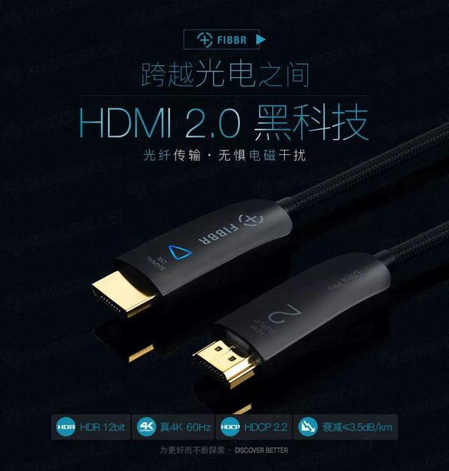 推薦 挑剔的4K/HDR畫質問題,FIBBR Ultra Pro光纖HDMI線幫你解決! - 每日頭條