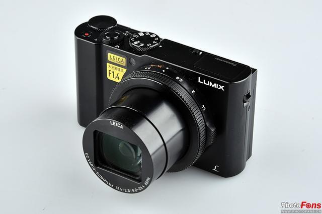 LX嫡傳新機 松下便攜相機LX10外觀評測 - 每日頭條