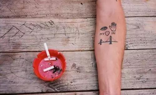 我們經常說想要紋花腿花臂。那是帥沒錯 - 每日頭條