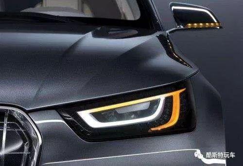 4種汽車大燈你選擇了哪種?酷斯特玩車 - 每日頭條