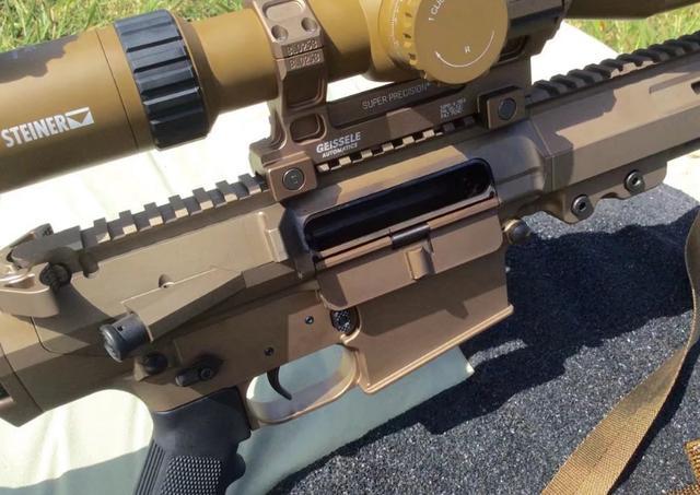 VSASS半自動狙擊步槍 中小口徑大小隨意還只接受政府訂單 - 每日頭條