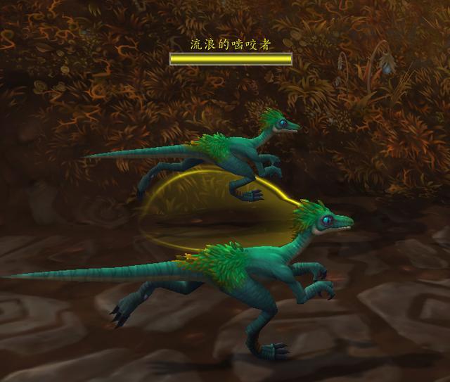 魔獸世界8.0:獵人史詩級buff,怪物獵人之祖達薩恐龍版 - 每日頭條