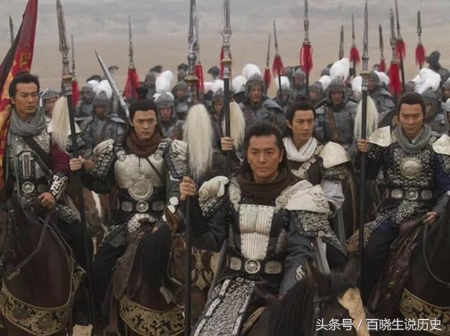 古代戰爭,但要是說起那些〝千人斬〞,只見不遠處出現了一百多人,將軍真能以一敵百,皇甫如美,實至名歸 - 每日頭條