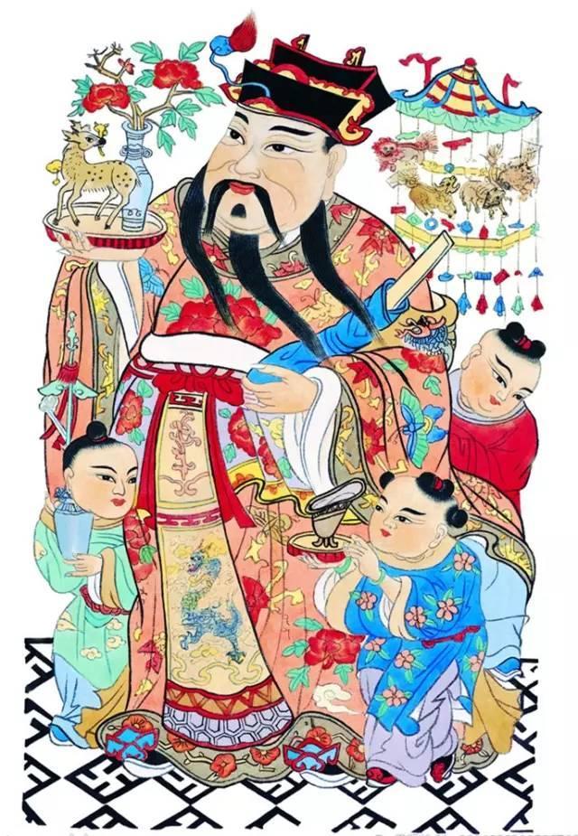 你知道。中國的財神爺有哪幾位嗎? - 每日頭條