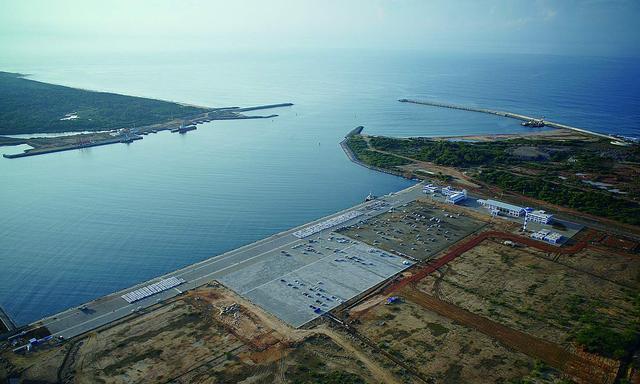 漢班托塔港你快快長大,中國走向海洋大國需要你 - 每日頭條
