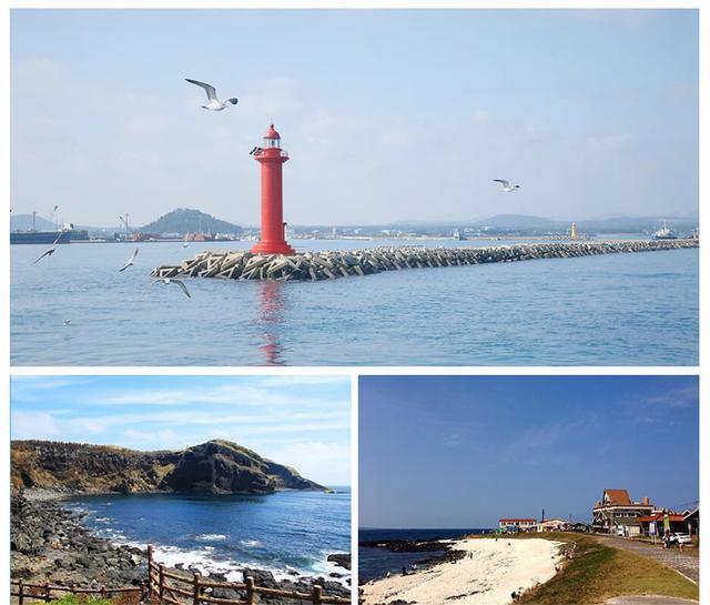 濟州島—牛島潛水艇 - 每日頭條