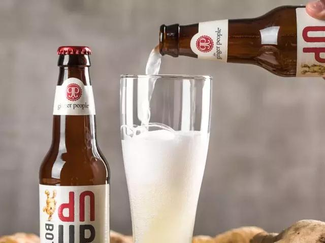 北美最流行的飲料!暢銷美國的薑汁啤酒。好喝不會醉。驅寒暖胃! - 每日頭條