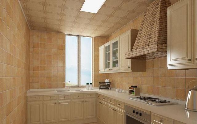 廚房牆面用什麼材料 廚房裝修哪種風格好 - 每日頭條