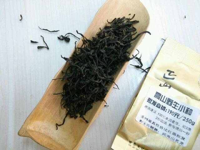 小茗評茶丨高山野生小種紅茶是什麼滋味呢? - 每日頭條