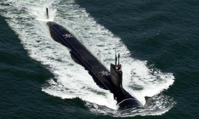 全球最強核潛艇之爭:美軍的潛艇很厲害 但仍未穩居世界第一 - 每日頭條