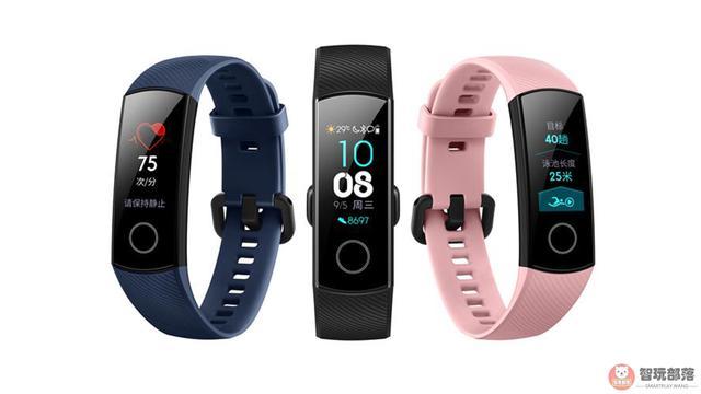 榮耀手環4評測:步入彩屏手環時代,為用戶帶來全新運動健康體驗 - 每日頭條