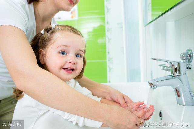 你真的會洗手嗎?讓我們一起來學六步洗手法吧! - 每日頭條