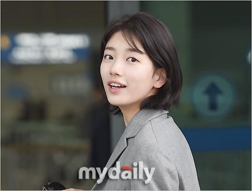 [MD PHOTO] 韓國女藝人秀智飛往日本沖繩拍雜誌寫真 - 每日頭條