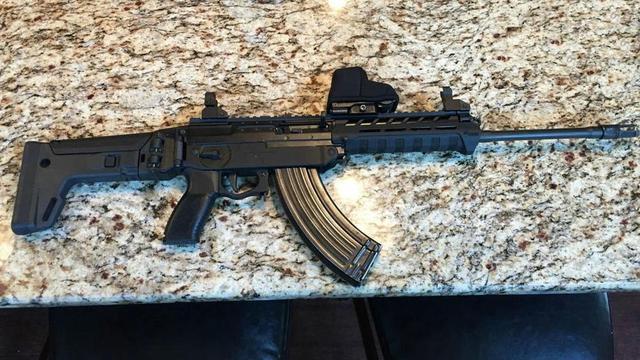 ACR步槍的槍托卻被公認為是一個工程學的奇蹟 - 每日頭條