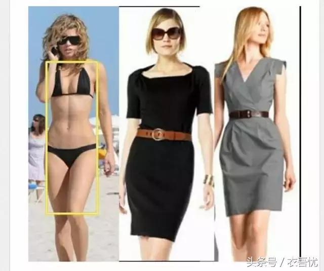 12種體型分析。你屬於哪種|長方形體型的穿衣搭配 - 每日頭條