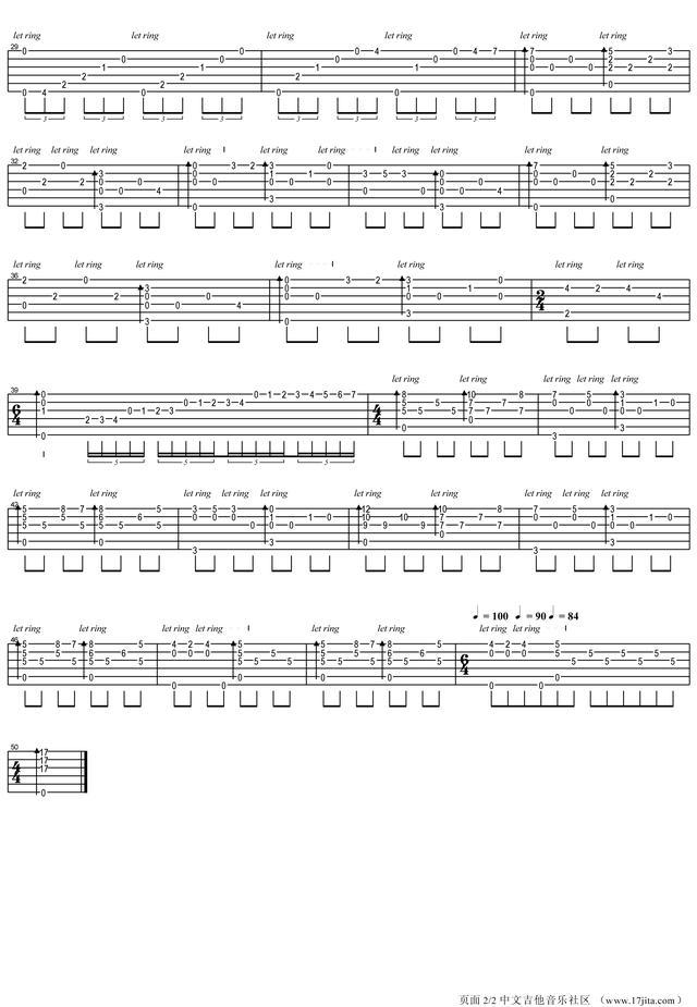 Love is biue-藍色的愛 獨奏吉他譜。創作背景 - 每日頭條