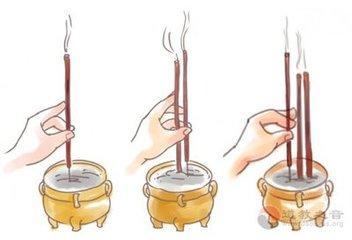 上香——香長短不一的含義(道教) - 每日頭條