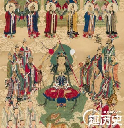 中國神仙排名最早的仙人:古代神話中各路神仙 - 每日頭條