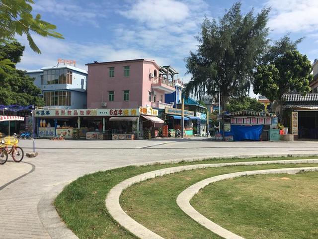 深圳大鵬較場尾,一個去了不想走的童話小鎮 - 每日頭條