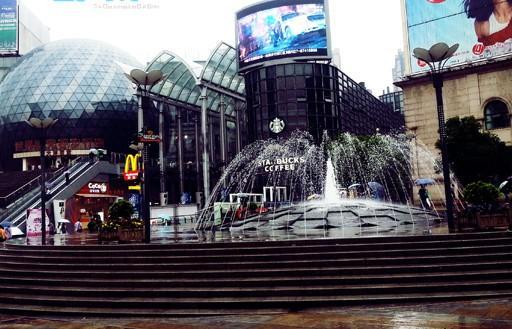 武漢大光谷最美的景點全在這裡了。 - 每日頭條