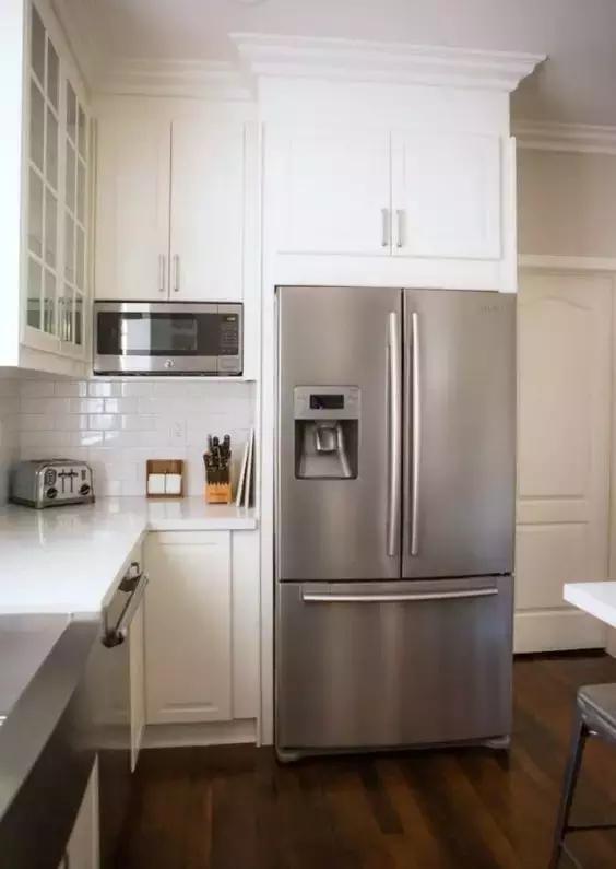 她家僅6m²的小廚房。竟示範出教科書級的收納法! - 每日頭條